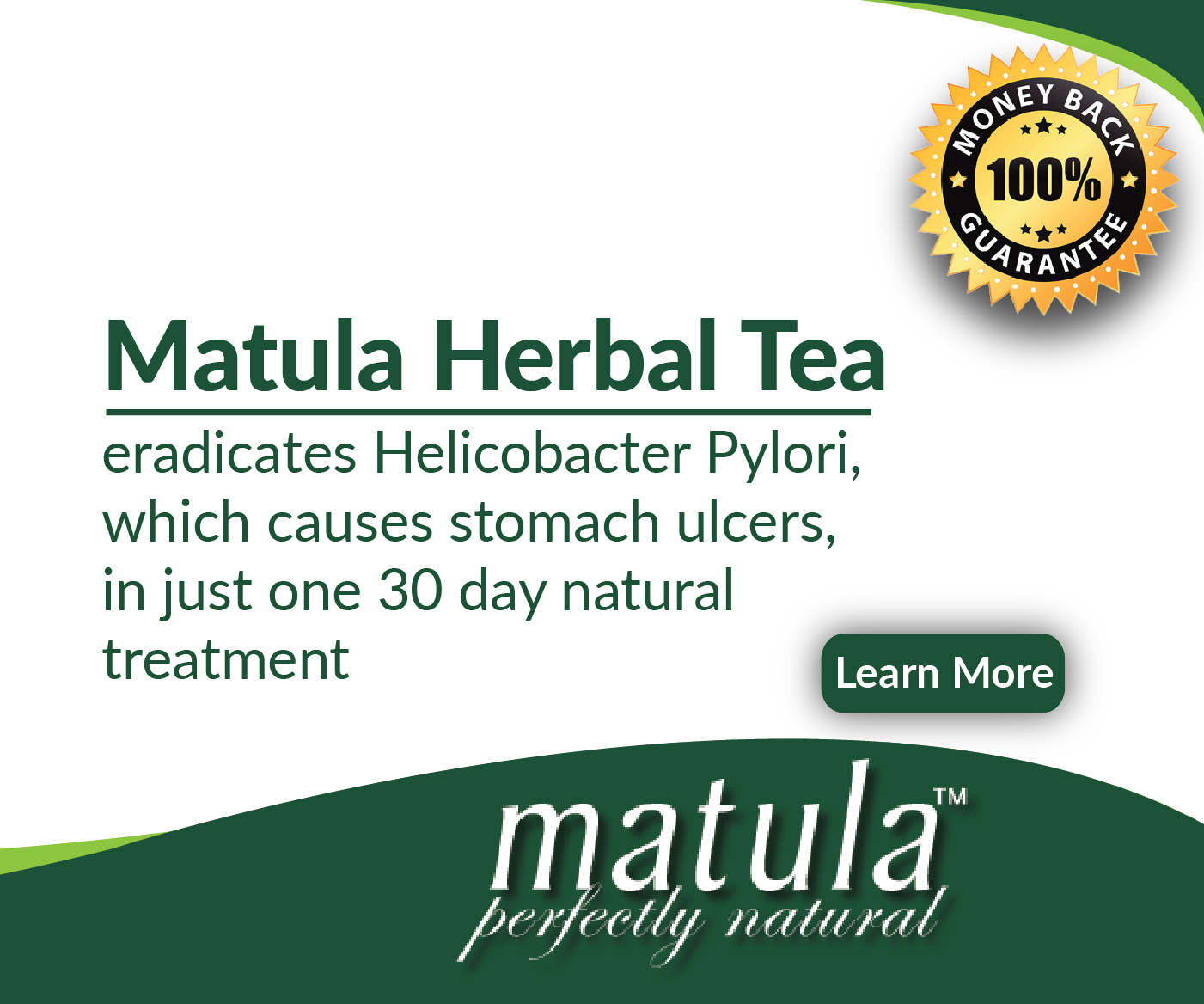 Blood Sugar And Berberine - Matula Tea Banner